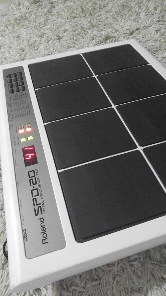 Brand new Roland SPD-20 Electronic Drum and Percussion Pad    whatsapp: +1 (513) 216-0715